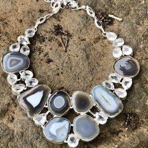 NEW! Botswana Agate Necklace